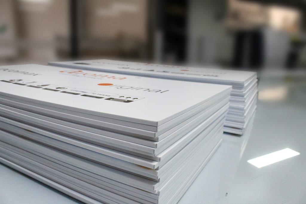 Impressão Digital em Placas PVC